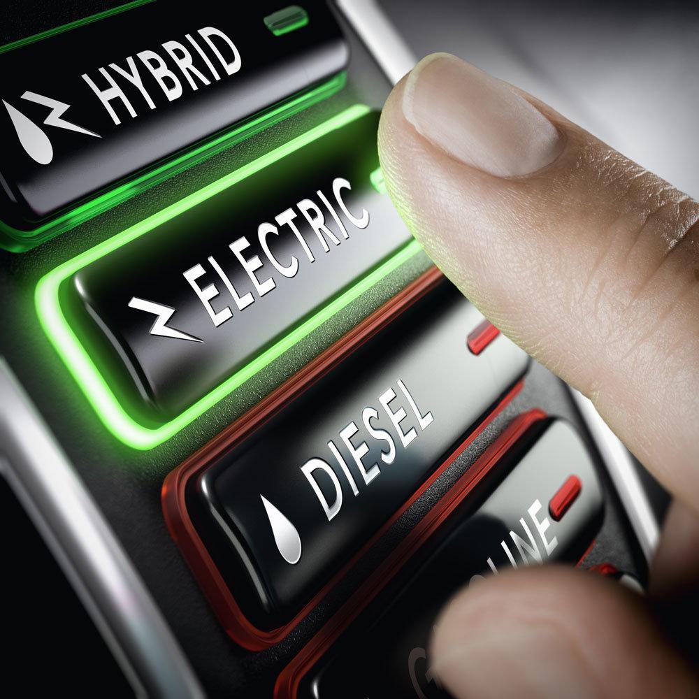 Elektroauto, Hybrid oder Plug-In Hybrid