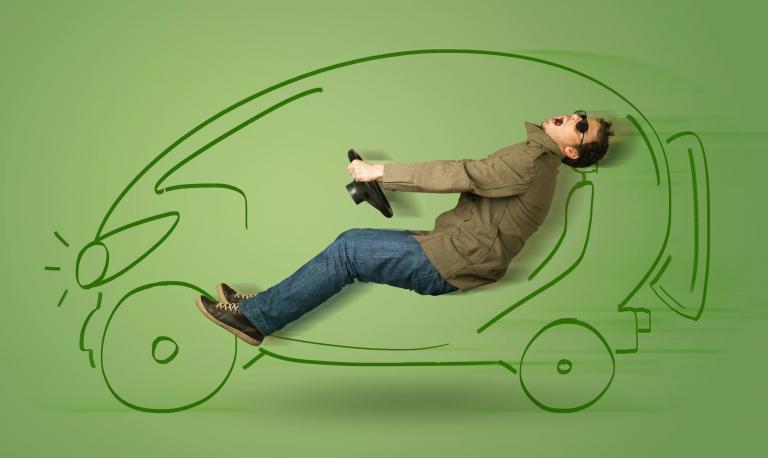 elektrisch fahren macht Spaß